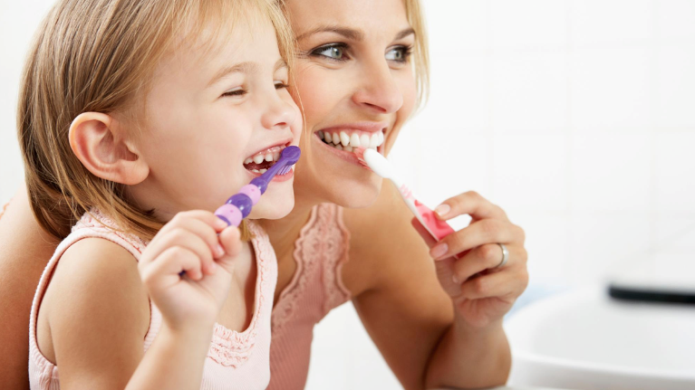 tooth brushing Yonkers dentist
